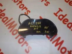 Панель приборов. Toyota Avensis, AZT250 Двигатель 1AZFSE