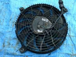 Вентилятор радиатора кондиционера. Toyota Starlet, EP91, EP90, NP90, EP95 Двигатели: 4EFTE, 1N, 4EFE, 2E