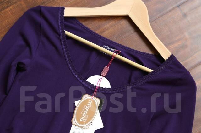 ! Распродажа ! Женское термобелье в коробочке! Цвет фиолетовый. 38, 40, 42, 44, 40-44, 40-48, 46