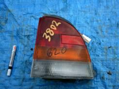 Стоп-сигнал. Toyota Starlet, EP91, EP90, NP90, EP95 Двигатели: 1N, 4EFE, 2E