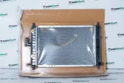 Радиатор охлаждения двигателя. Daewoo Matiz Chery QQ