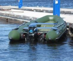 Продам лодку для рыбалки РИБ Скаут С-380. Год: 2016 год, длина 3,80м., двигатель подвесной, 30,00л.с., бензин. Под заказ