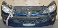 Ноускат. Peugeot 206
