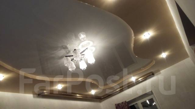 Натяжные потолки высокого качества по низкой цене.