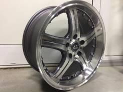 Light Sport Wheels LS 190. 7.5x17, 5x114.30, ET45, ЦО 73,1мм.