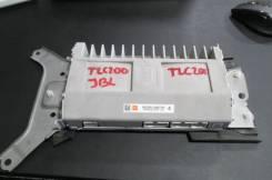 Усилитель магнитолы. Toyota Land Cruiser, UZJ200 Двигатель 2UZFE