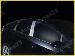 Накладка на стойку. Toyota Prius, ZVW35, ZVW30L, ZVW30. Под заказ