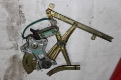 Стеклоподъемный механизм. Mitsubishi Emeraude, E57A, E84A, E74A, E52A, E72A, E77A, E54A, E53A, E64A Двигатели: 4G93, 6A11, 6A12