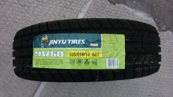 Jinyu YW60. Зимние, без шипов, 2014 год, без износа, 4 шт