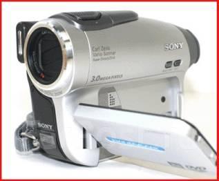 Sony DCR-DVD803E. Менее 4-х Мп, без объектива