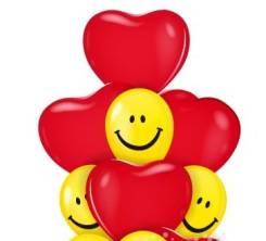 Гелиевые шары на День матери