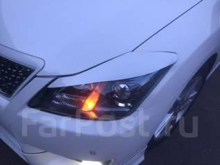 Накладка на фару. Toyota Crown, GRS200. Под заказ