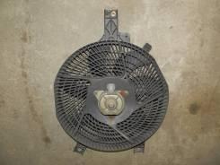 Вентилятор радиатора кондиционера. Nissan Skyline, ER34 Двигатели: RB25DE, RB25DET