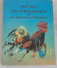 A. Tolstoy. The little gold key or the adventures of Burattino. Под заказ