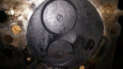 Головка блока цилиндров. Isuzu Elf Двигатель 4JG2