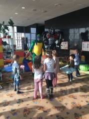 Уютный зал для проведения детских праздников. Аренда зала