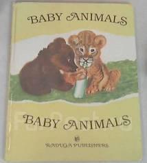 Baby animals. Marshak, Barto, Laptev. Под заказ