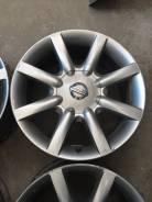 Nissan. 7.0x17, 5x114.30, ET35, ЦО 71,0мм. Под заказ