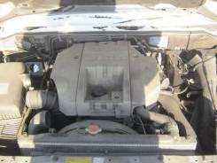 Двигатель. Mitsubishi Pajero, V78W Двигатель 4M41