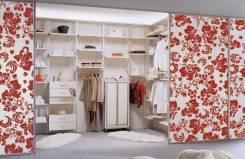 Шкафы купе. Изготовление шкафов и гардеробных комнат! Скидки до 25%
