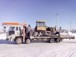 Isuzu Forward. Бортовой с манипулятором, 10 тонн, 15 000 куб. см., 12 000 кг.