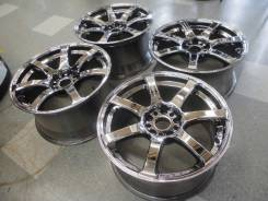Work Emotion XT7. 8.5/9.5x18, 5x114.30, ET32/38. Под заказ