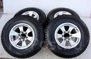 Колёса с шинами! Зима! Протектор 9мм! (№ 49326). 8.0x16 6x139.70 ET2