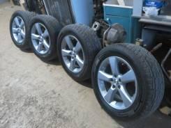 Продам комплект оригинальных колес на Lexus RX R18 на резине. x18 5x114.30