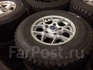 Bridgestone. 8.0x16, 5x150.00, ET45, ЦО 110,0мм.