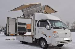 Kia Bongo III. Продаётся грузовик бабочка , 2 900 куб. см., 1 500 кг.