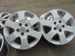 Nissan. 6.0x16, 5x114.30, ET45, ЦО 70,0мм.