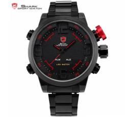 Фирменные мужские часы Shark Sport Watch. Под заказ из Кемерово
