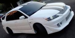 Обвес кузова аэродинамический. Mitsubishi Lancer, CS1A, CS3W Двигатели: 4G63, 4G18, 4G13