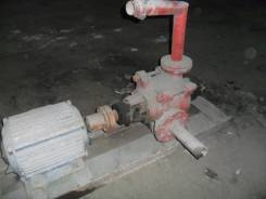 Электродвигатель с пожарным гидрантом