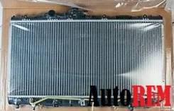 Радиатор охлаждения двигателя. Toyota Carina, ST170, ST170G Toyota Corona, ST171, ST170 Toyota Sprinter Двигатели: 4SFE, 4SFI