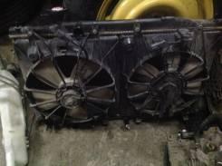 Вентилятор охлаждения радиатора. Honda CR-V