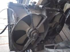 Вентилятор охлаждения радиатора. Toyota Camry, SV41, SV40, SV43, SV42 Двигатели: 4SFE, 3SFE