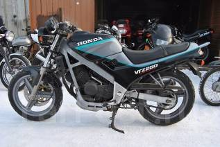 Honda VTZ 250. 249 куб. см., исправен, птс, без пробега