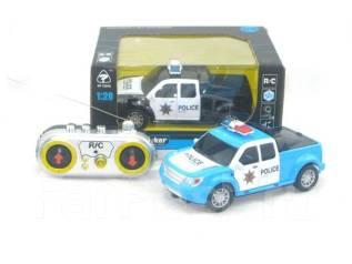Радиоуправляемые полицейские машинки. Под заказ