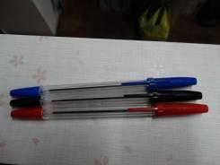Ручки шариковые.