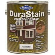 Наружные защитные покрытия Wolman DuraStain Solid Color Stain