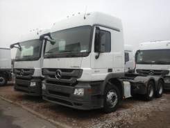 Mercedes-Benz Actros. Actros 2641LS седельный тягач, 11 964 куб. см., 16 800 кг.
