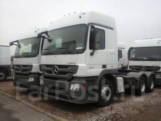 Mercedes-Benz Actros. Actros 2641LS седельный тягач 2017г. в., 11 964 куб. см., 16 800 кг.