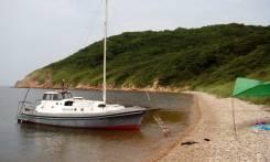 Rusboat. длина 8,00м., двигатель стационарный, 50,00л.с., дизель