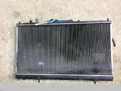 Радиатор охлаждения двигателя. Mitsubishi Galant, EA1A Двигатель 4G93