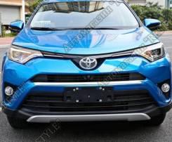 Накладка на бампер. Toyota RAV4, XA40