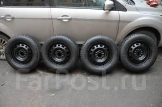 Колеса шипы 195/65R15 Mazda Honda Nissan Mitsubishi Kia Hyundai Toyota. 6.0x15 5x114.30 ET50 ЦО 67,1мм.