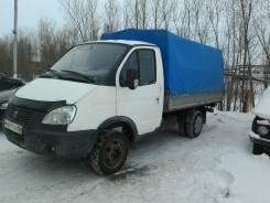 ГАЗ 3302. Продается газель, 2 890 куб. см., 2 000 кг.