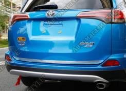 Накладка на дверь багажника. Toyota RAV4, XA40