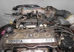 Двигатель в сборе. Toyota: Corona, Corolla Spacio, Avensis, Sprinter Trueno, Corolla, Sprinter Marino, Carina E, Carina II, Carina, Sprinter, Celica...
